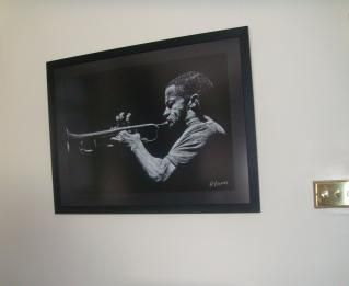 contemporary-jazz-trumpeter-framed