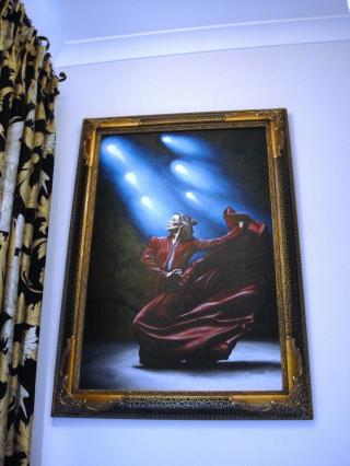 flamenco-performance-framed