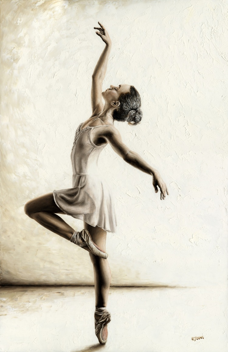 Genteel Dancer - Allie Parsons. Produced in cooperation with Brian Mengini and Allie.