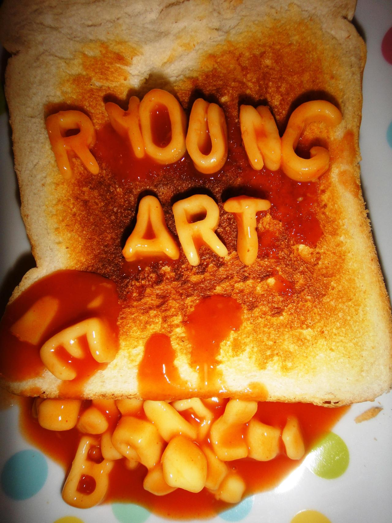 r-young-art-alphabet-toast