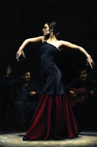 Encantado Por Flamenco (Captivated by Flamenco)