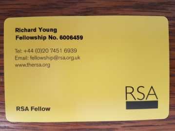 RSA Fellowship Card 2