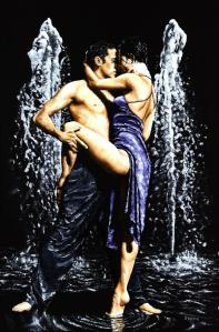 The Fountain of Tango