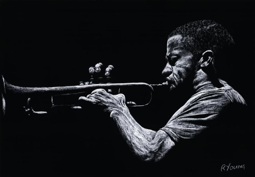 Contemporary Jazz trumpeter