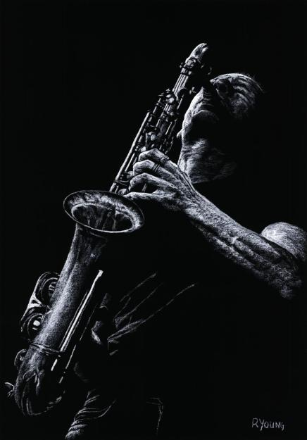 Eclectic sax