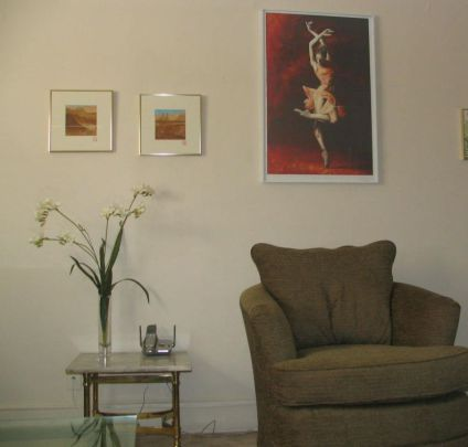 The Passion of Dance print hung 1