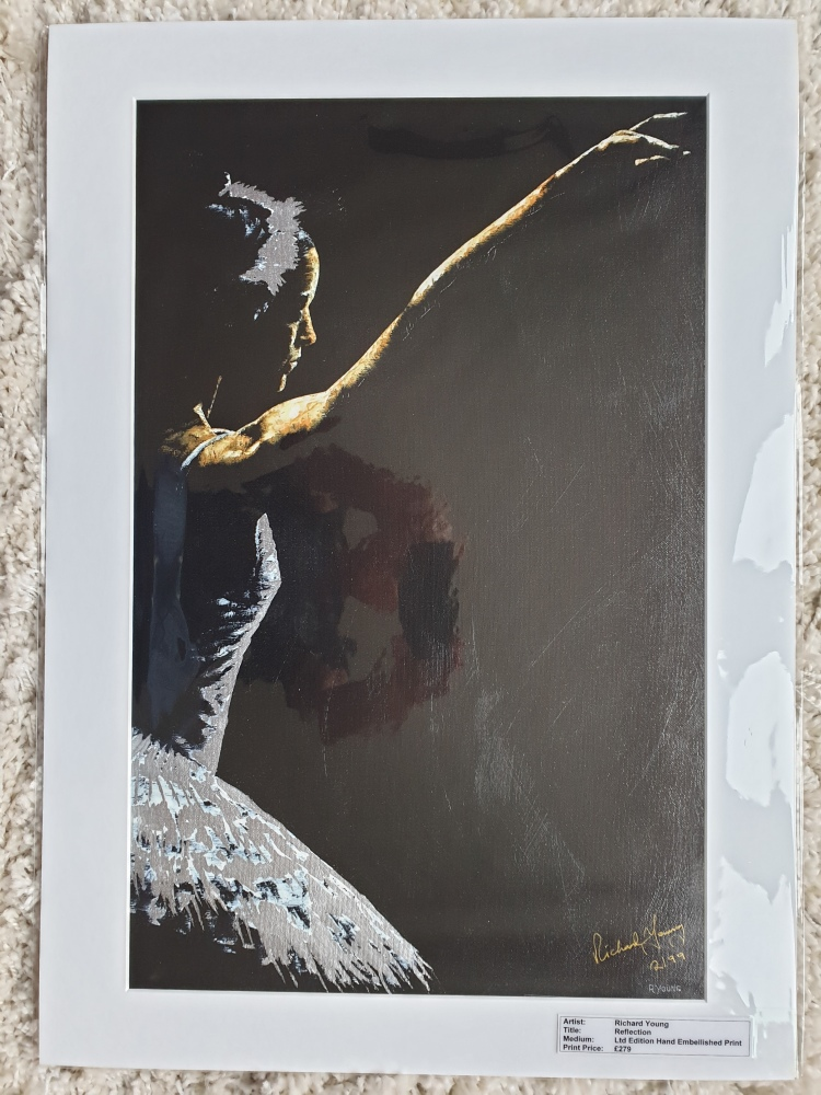 Reflection Ltd Edition Print